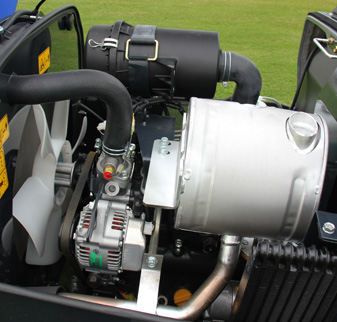SF Series Out Front Mowers Engine