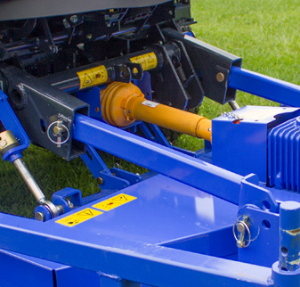 SF Series Out Front Mowers PTO